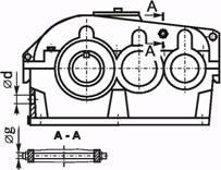Присоединительные элементы для струйной системы смазки редукторов
